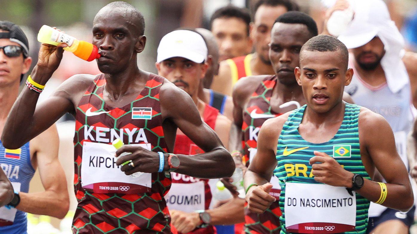 Brazilian marathoner Daniel Do Nascimento's dream high and shattering low in 22-minute Tokyo whirlwind