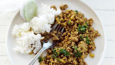 "<a href=""http://kitchen.nine.com.au/2016/05/17/11/33/nepalese-pork-mince-curry"" target=""_top"">Nepalese pork mince curry<br /> </a>"