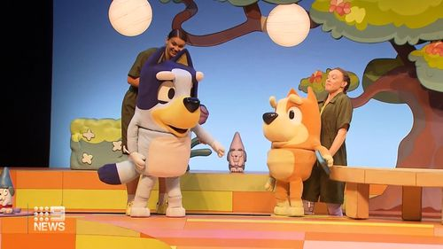 New puppeteer to bring Bluey to life on Brisbane stage