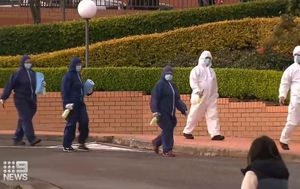 Breaking News and Live Updates: New Sydney school outbreak; Hopes Victoria has reached  peak; Deadliest day of pandemic; Dozens fined at Melbourne protest