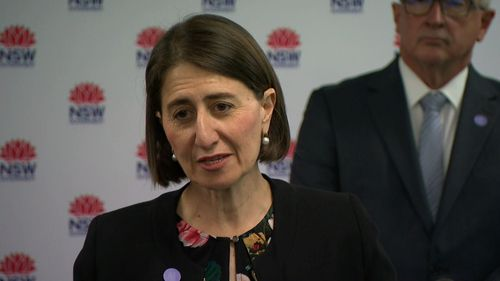 NSW Premier Gladys Berejiklian continues to deny any wrongdoing following revelations about her former partner at ICAC this week.