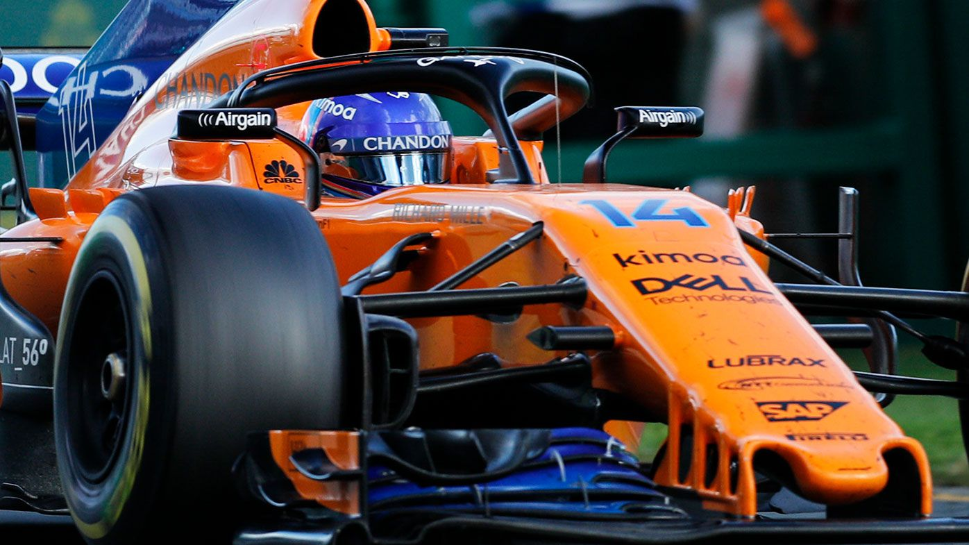 Alonso to test with McLaren in Bahrain next week