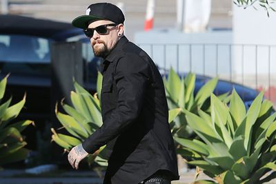 On December 29, Benji Madden was spotted suit shopping at John Varvatos' store in LA.