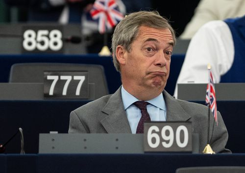Outspoken eurosceptic and Trump supporter Nigel Farage called for Darroch to be sacked.