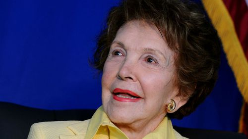 Nancy Reagan dies aged 94