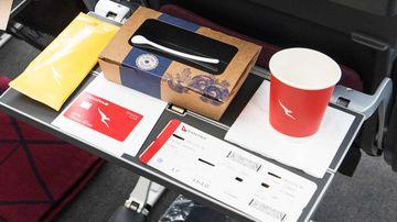 Qantas historic zero waste flight: company ditch single-use plastics for more sustainable alternatives