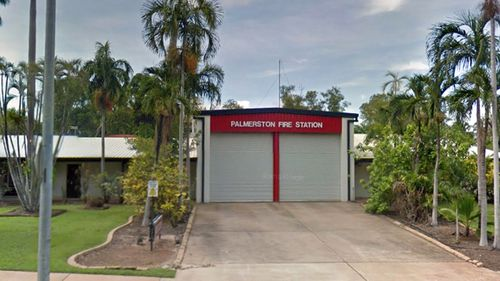 NT Fire service staff performed CPR when the infant reportedly went into cardiac arrest. (9NEWS)