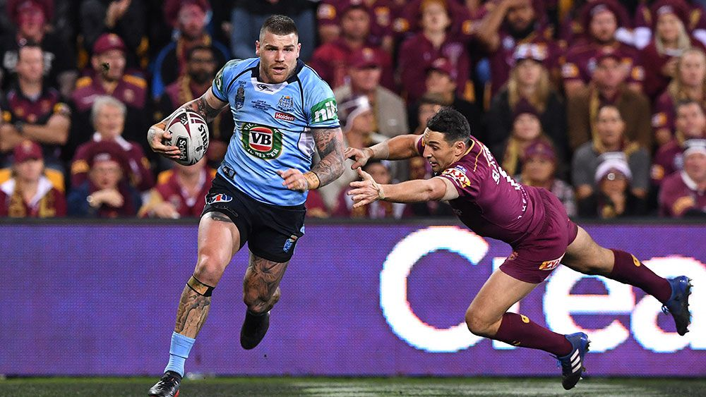State of Origin: Josh Dugan try breathes life into New South Wales