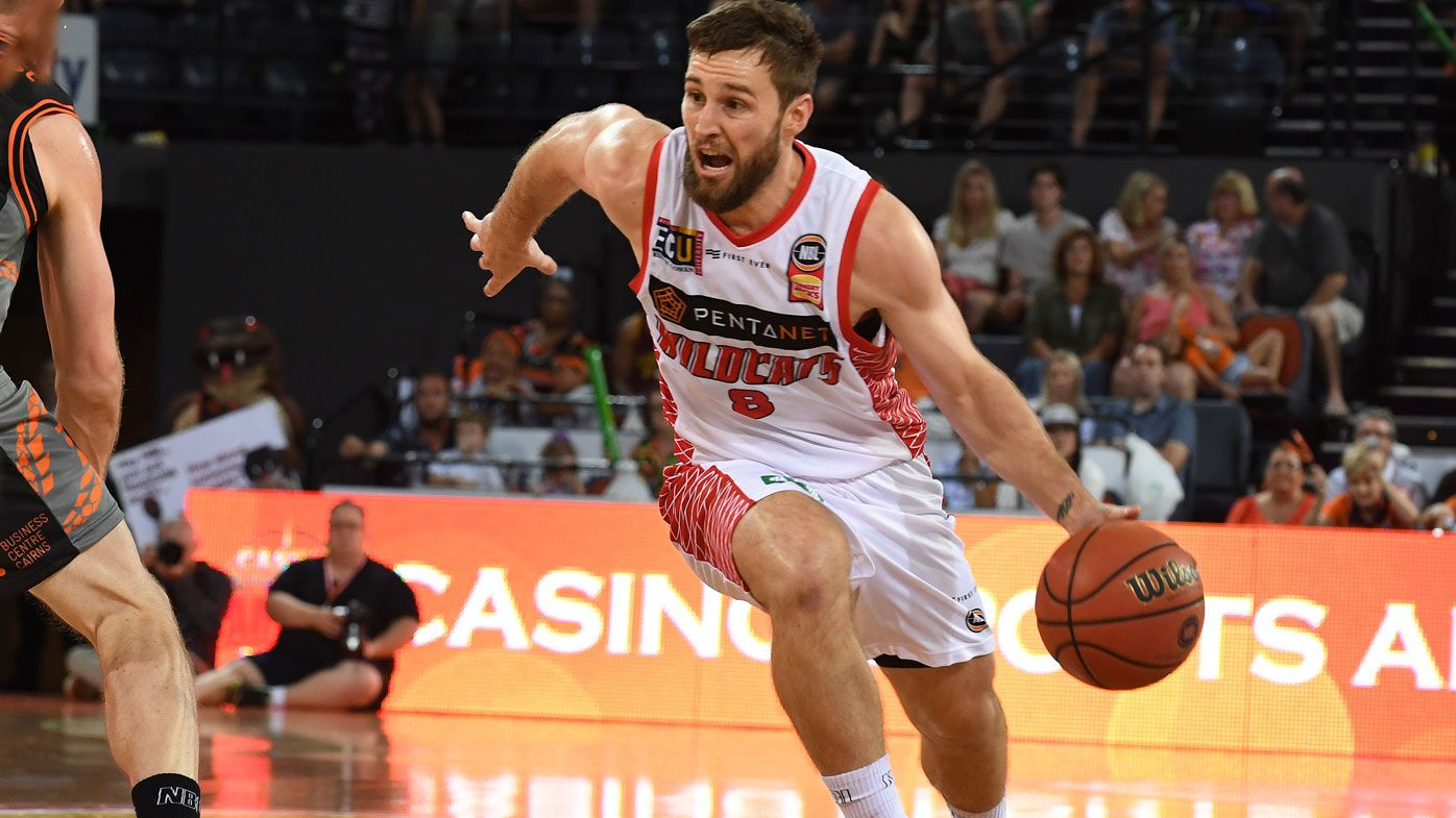 NBL: Perth Wildcats surge late with four-point buzzer beater to down Cairns Taipans