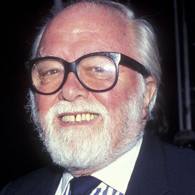 Richard Attenborough as John Hammond: Now