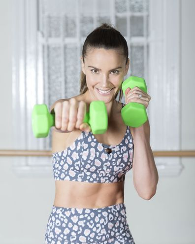 Rachael Finch's diet and fitness tips - 9Honey