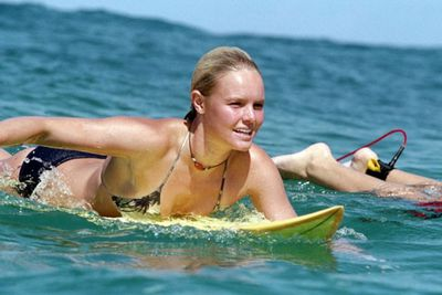 Kate Bosworth became a star after playing an awesome surfer in this uber-summery love story.