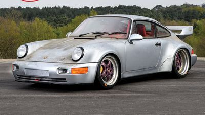 'Barn find' 1993 Porsche with just 9km fetches $3.03 million