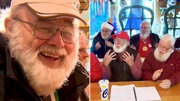 Inside the 80-year-old school training aspiring Santas