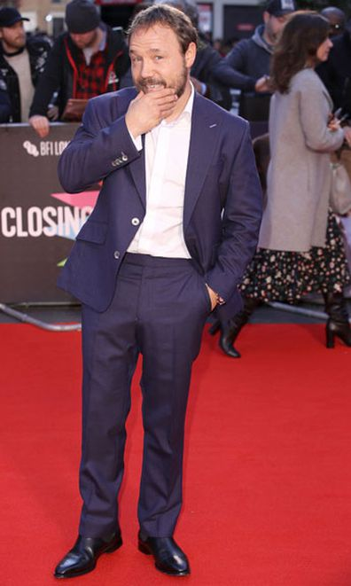 Stephen Graham The Irishman Premiere
