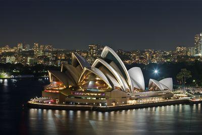 <strong>Sydney Opera House, Sydney, Australia</strong>