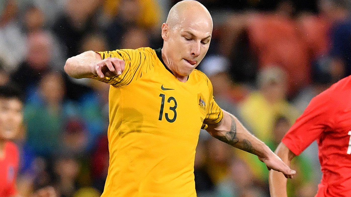Socceroos star Aaron Mooy
