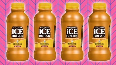 Bundaberg x Ice Break ice coffee