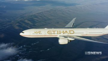 Etihad Airlines cuts flights to and from Perth