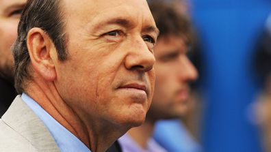 US actor Kevin Spacey