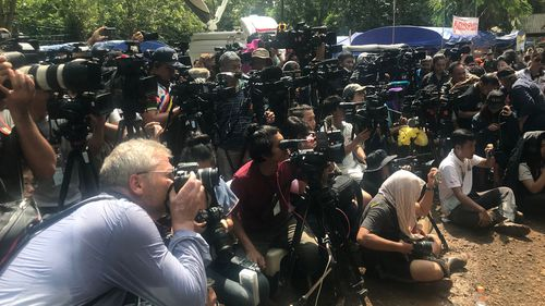 The world waited for news on the epic rescue of the team from the caves in Thailand.