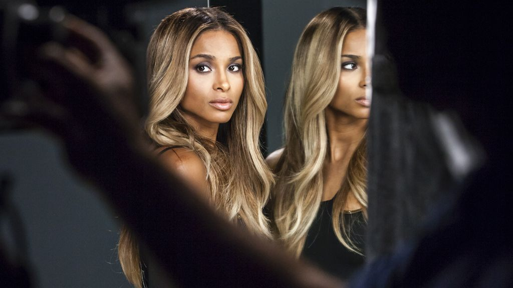 Multi-talented Ciara is the new face of Revlon.