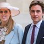 Beatrice spotted on school run with stepson months after secret wedding