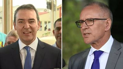 Marshall pledges lower taxes, Weatherill steps down
