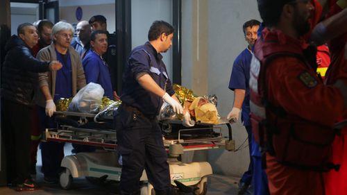 Death toll from Romania nightclub blaze rises to 44