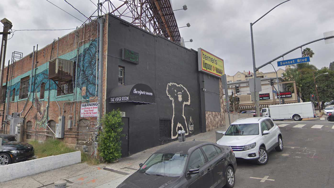 The Viper Room. (Google Streetview)