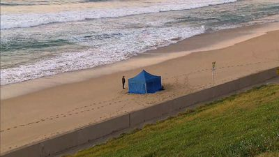 Woman's body found on Sydney beach