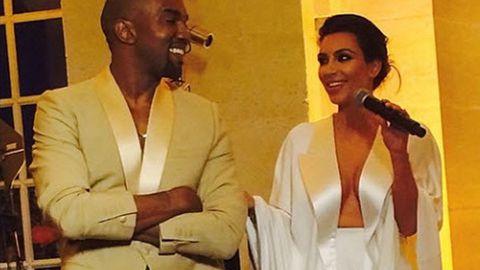 Kim and Kanye take secret honeymoon... in Ireland!