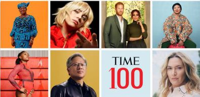 Prince Harry and Meghan Markle named among Time Magazine's 100 Most Influential People