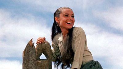 Audrey Hepburn in <em>The Unforgiven</em>