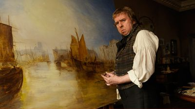 Timothy Spall stars in the title role in 'Mr. Turner' which follows the final 25 years of the great British painter J. M. W. Turner's life. (Supplied)