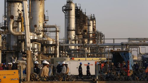 Saudi Arabia's oil giant has announced its first Initial Public Offering.