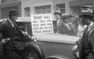 TODAY IN HISTORY: Panic on Wall Street triggers Great Depression