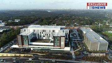 'More like a hotel': Inside Sydney's new hospital