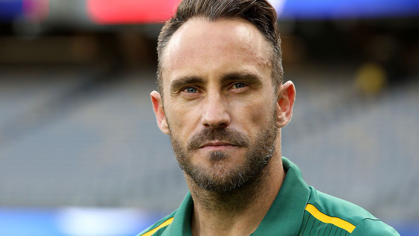 'My heart is clear': Faf du Plessis announces Test retirement, set to continue in T20s