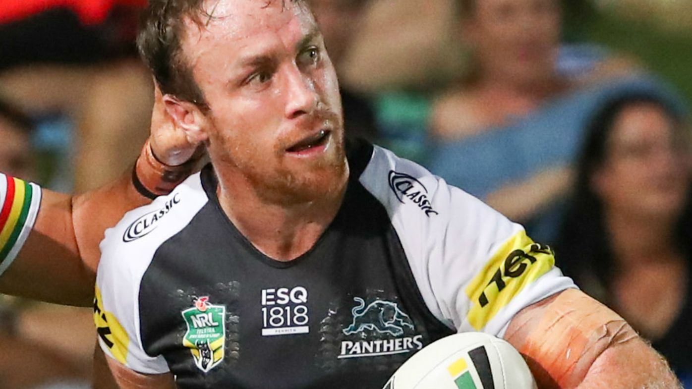 James Maloney in action