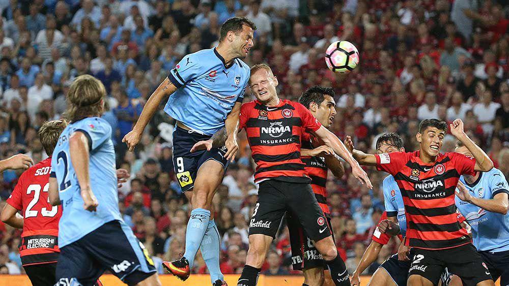 WSW denied penalty in Sydney derby draw