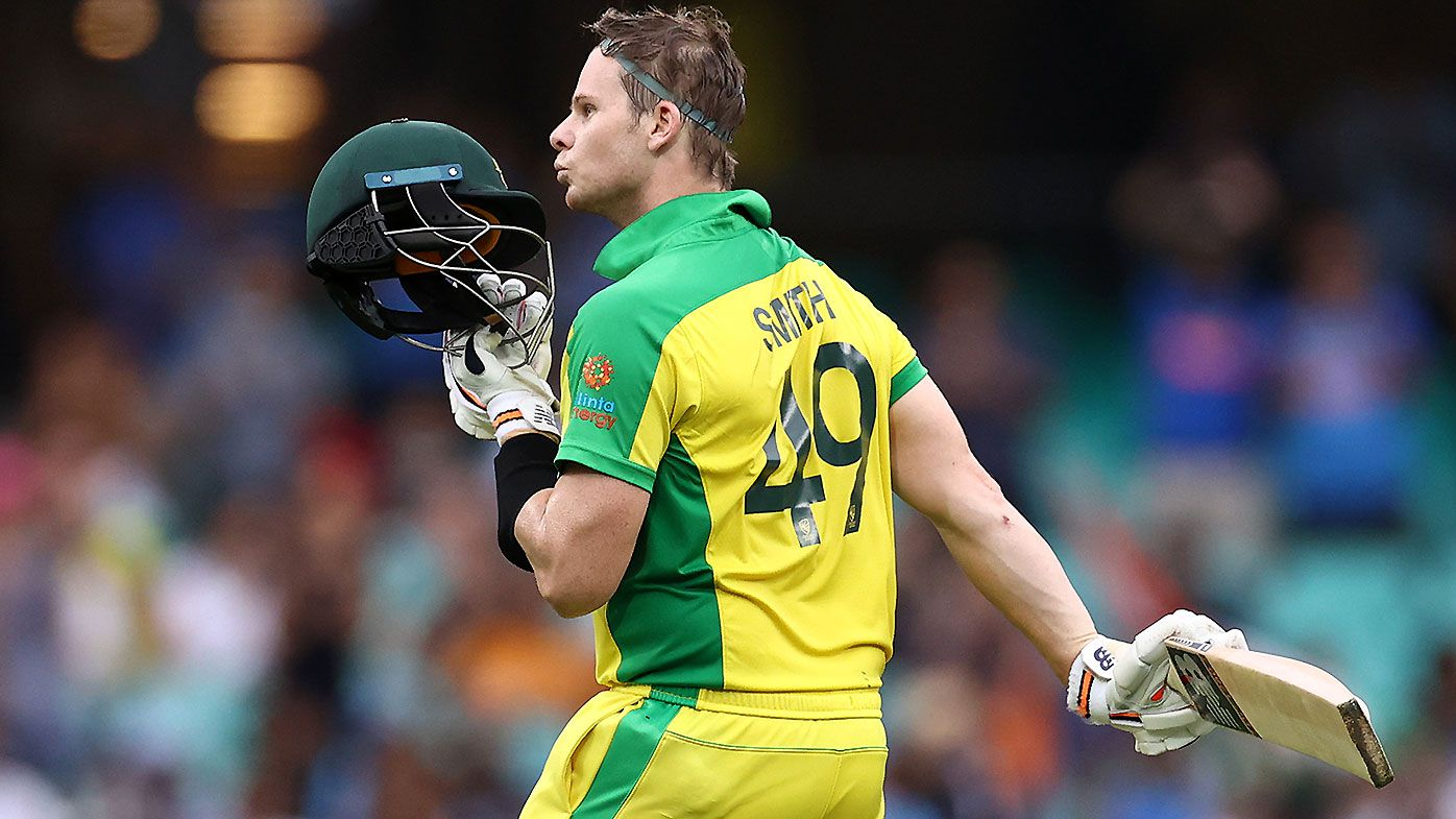EXCLUSIVE: Mark Taylor explains why Steve Smith can play shots most other batsmen can't