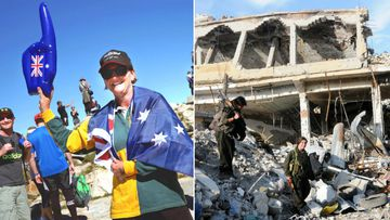 The reasons Australia is sharing a Human Rights Watch list with Syria, China and Cuba