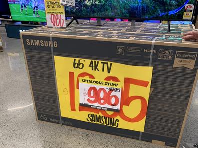Sale item television in box