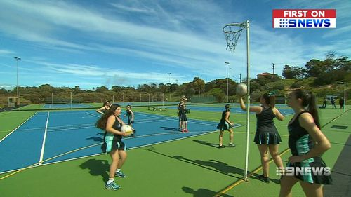 Sporting grants are available from many local councils.