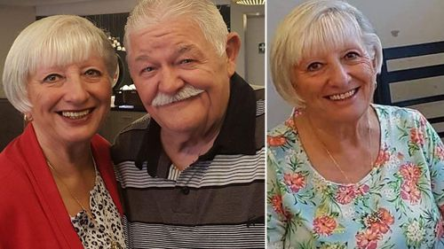 Heinze Ratke, 73, was charged with murder after his wife, Maria Ratke, 71, was found dead in their NSW Blue Mountains home.