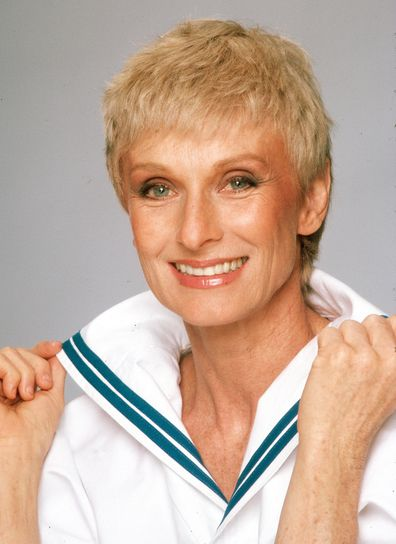 Actress Cloris Leachman poses for a portrait in 1982 in Los Angeles, California. (Photo by Harry Langdon/Getty Images)