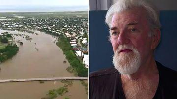 Townsville floods Queensland Melioidosis heath warning