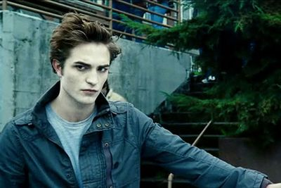 Redefining teen angst for the noveaux-vamp generation, Edward was so sexy his on-screen love interest <b>Kristen Stewart</b> fell for him. For a while, at least!<br/>