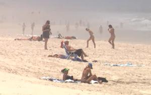 Temperature records broken as Queensland heatwave peaks